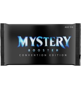 Wizards of the Coast Mystery Booster Convention Edition 2021