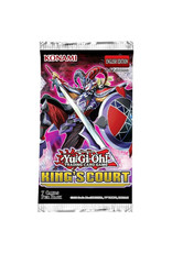 Konami YGO - King's Court Booster