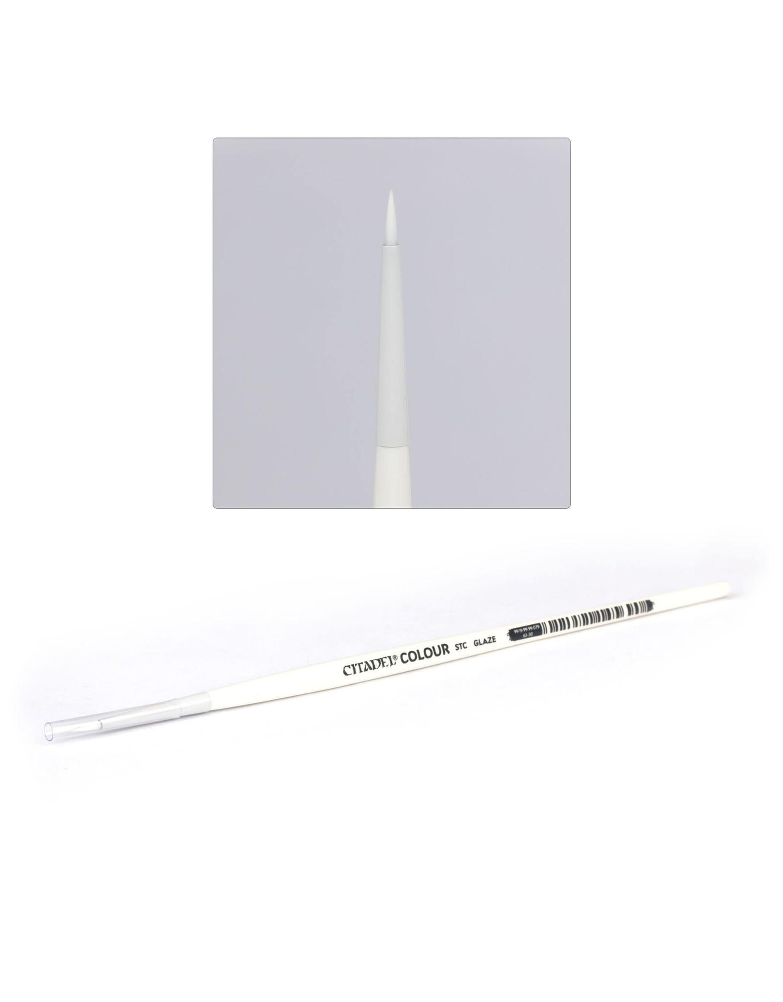 Synthetic Glaze Brush (M)