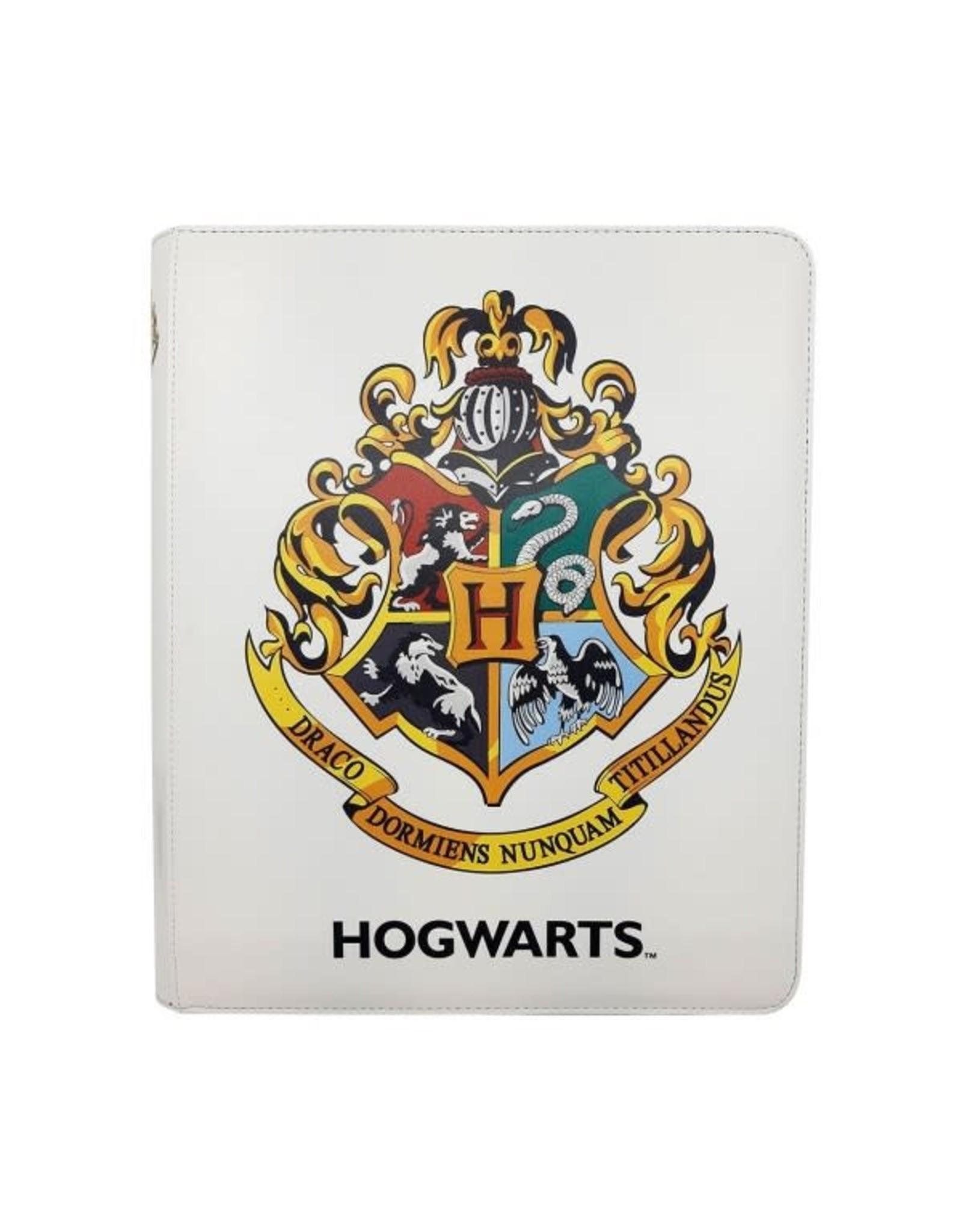 Card Codex Zipper Regular - Hogwarts