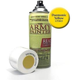 Army Painter The Army Painter Spray Daemonic Yellow