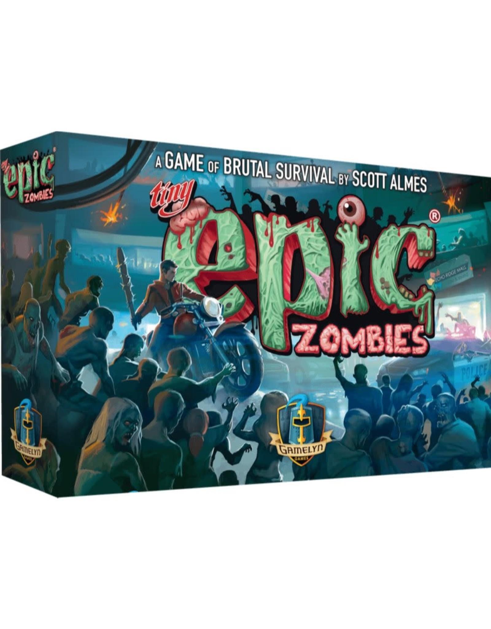 Tiny Epic - Zombies