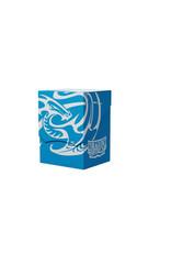 Dragon Shield  Deck Shell - Blue/black