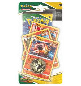 Pokemon Company Pokémon Sword & Shield 7: Evolving Skies - Premium Blister
