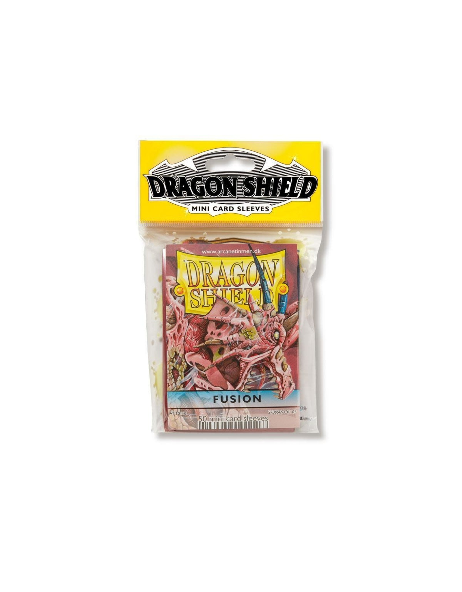 Dragon Shield Mini Sleeves - Fusion (50 ct. in bag)