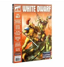 Games-Workshop WHITE DWARF 467 (AUG-21)  (ENGLISH)