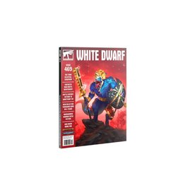 Games-Workshop White Dwarf 469 (OCT-21)  (ENGLISH)