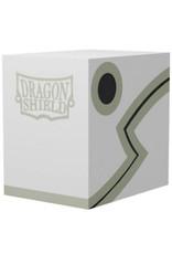Dragon Shield Double Deck Shells (White/Black )