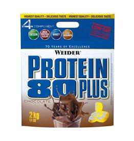 Weider Protein 80+ 2000g Beutel