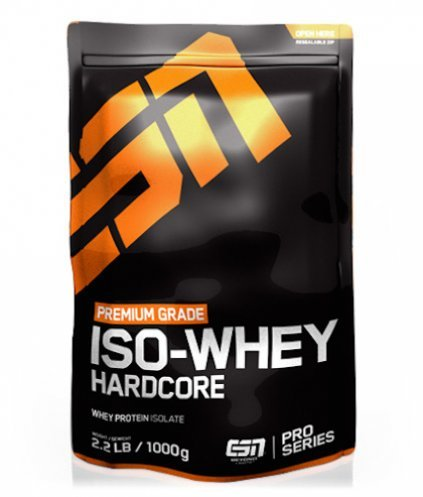 ESN ISO Whey Hardcore 1000g
