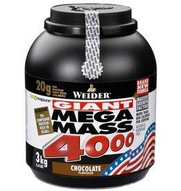 Weider Mega Mass 4000 3kg, für den Muskelaufbau