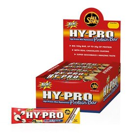 All Stars Hy-Pro Deluxe Bar, 24 Riegel a 100g
