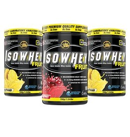 All Stars Isowhey Fruit, 700g Dose