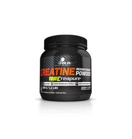 Olimp Creapure Powder 500g, für mehr Kraft