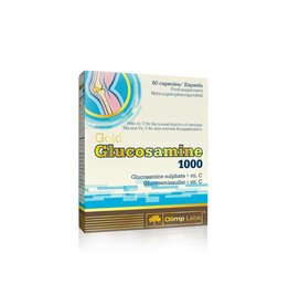 Olimp GOLD GLUCOSAMINE 1000, 60 Caps