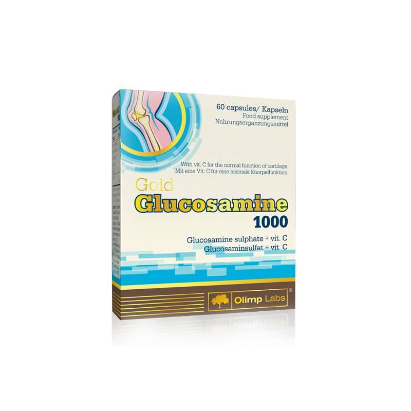 Olimp GOLD GLUCOSAMINE 1000, 60 Caps