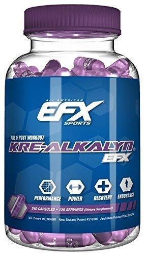 EFX Kre Alkalyne 240 Caps