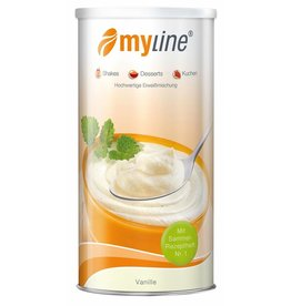 MyLine Proteinshake 400g, ideal für deine Diät
