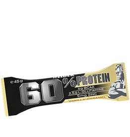 Weider 60% Protein Riegel ( 24 x 45g Riegel)