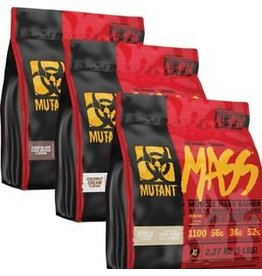 Mutant Mass 2270g, Mass Gainer ohne Creatine