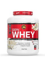 All Stars 100% Whey Protein 2350g Dose