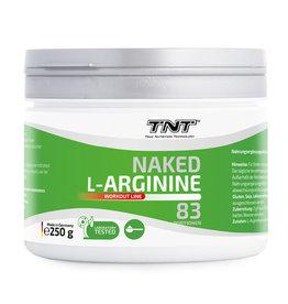 T.N.T Naked L-Arginin 250g, für den Pump!