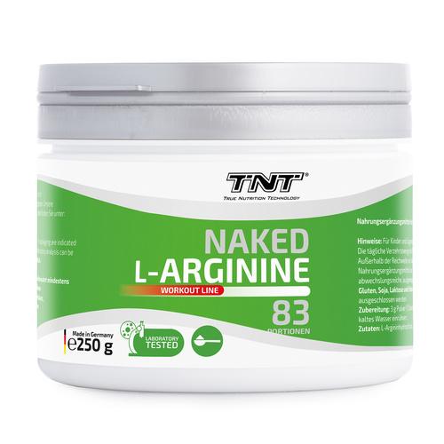 T.N.T Naked L-Arginin 250g