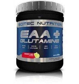 Scitec EAA+ Glutamine 300g