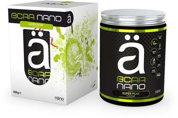 ä  BCAA Nano, 420 g Dose