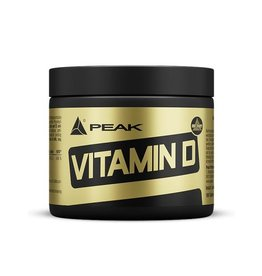 Peak Performance Vitamin D, 180 Tabletten Dose
