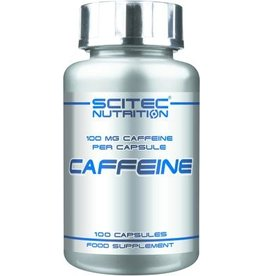Scitec Caffeine, 100 Kapseln Dose