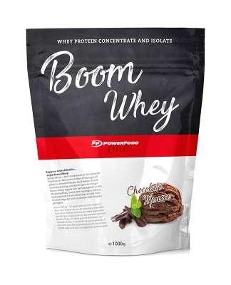 Powerfood One Boom Whey 1000g Beutel