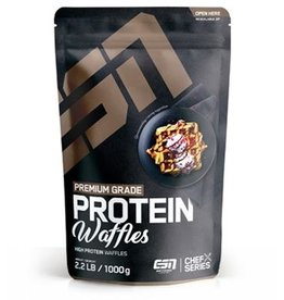 ESN Protein Waffles, 1000 g Beutel