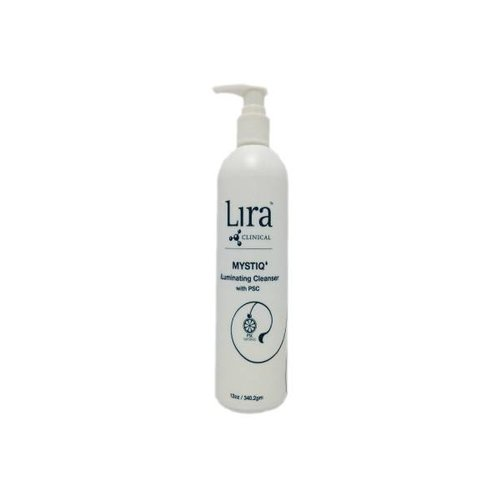 Lira Clinical Praktijkverpakking van Mystiq iLuminating Cleanser 354.9ml