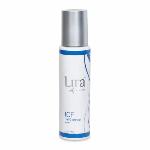 Lira Clinical Ice Sal Cleanser met PSC 177.4ml