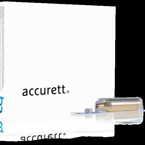 HO Equipments Accurett 8g CO2 cartridges: