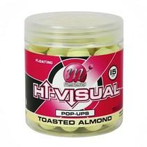 Hi-Visual Toasted Almond Pop-Ups