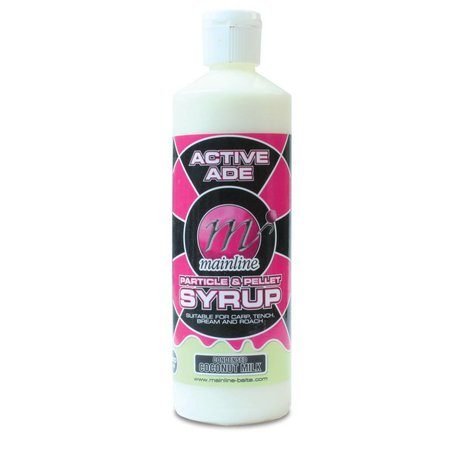 Mainline Baits Activ-Ade Particle & Pellet Syrup Condensed Coconut Milk