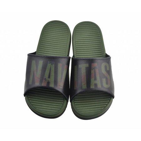 Navitas Sliders Black / Camo Size 8