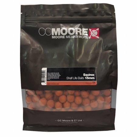 CC Moore Equinox Shelf Life