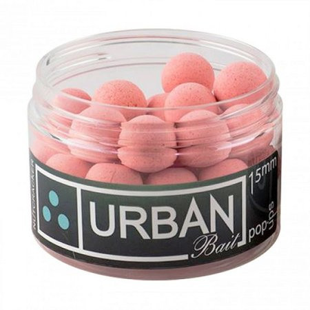Urban Baits Red Spicy Fish Pop Ups Washed Pink