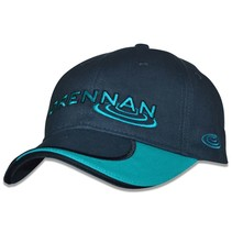 Match Grey/Aqua Cap