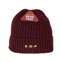 Head Case Knitted - Maroon