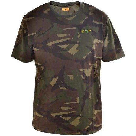 ESP Camo Logo Olive T-Shirt