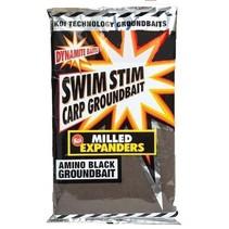 Swim Stim Milled Expanders Amino Black
