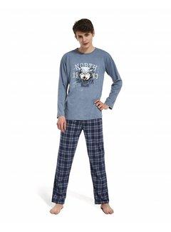 Cornette Pyjama voor oudere jongens fun & young 553/25