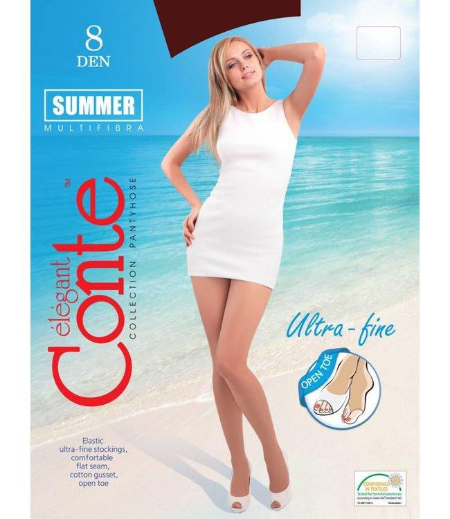 Conte Panty SUMMER OPEN TOE 8