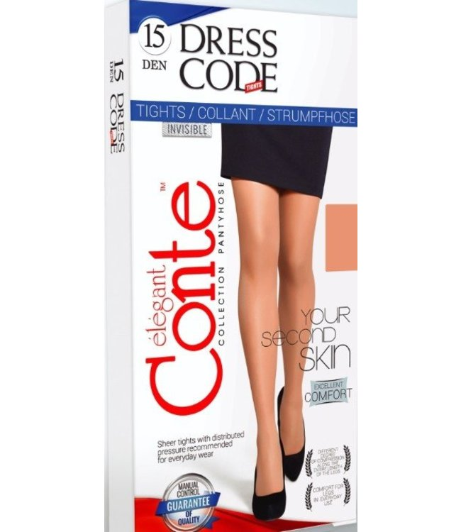 Conte Panty DRESS CODE 15