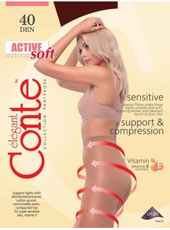 Conte Panty ACTIVE SOFT 40