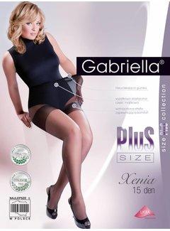 Gabriella Xenia Plus size 15 den 165